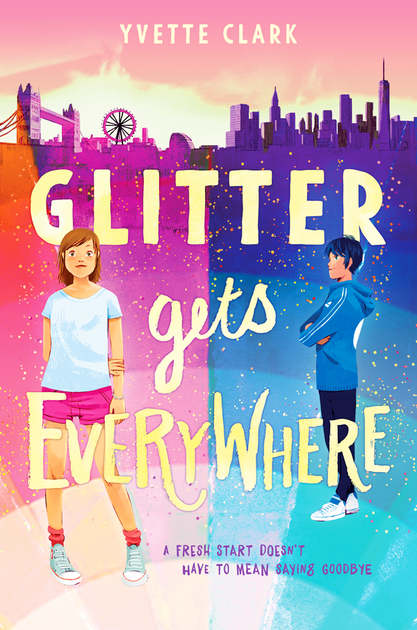 Glitter Gets Everywhere cover