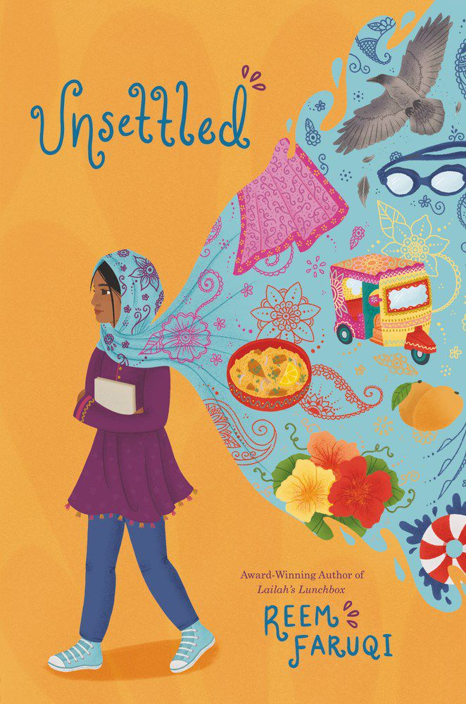 Unsettled cover