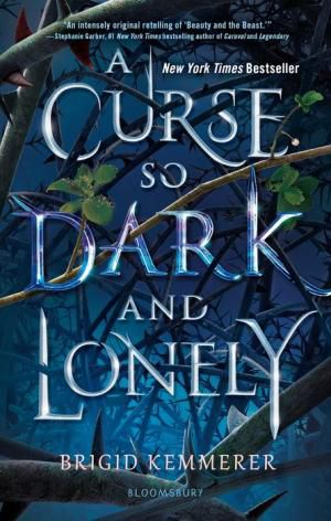 A Curse so Dark and Lonely by Brigid Kemmerer Book Cover