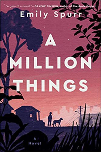 cover image A Million Things by Emily Spurr