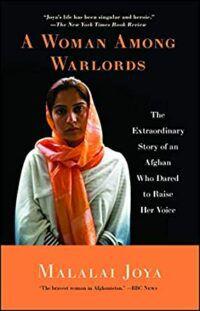 Cover of A Woman Among Warlords by Malalai Joya