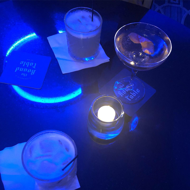 Algonquin Hotel cocktails