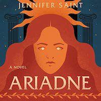 A graphic of Ariadne by Jennifer Saint