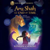 cover of Aru Shah and the End of Time