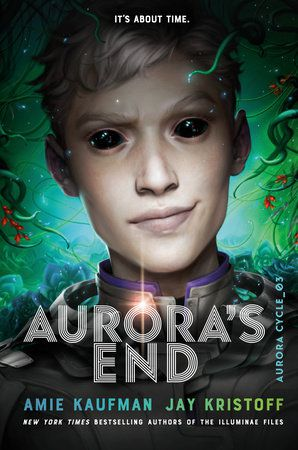 Cover Image for Aurora's End by Aime Kaufman and Jay Kristoff