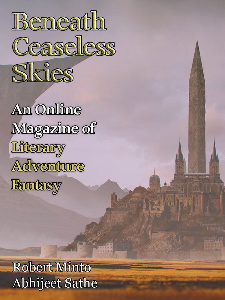 Image of Beneath Ceaseless Skies online magazine cover