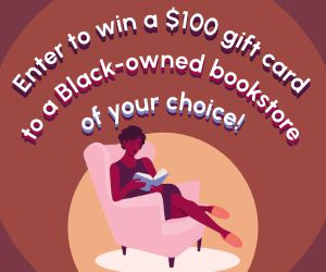BIPOC newsletter giveaway