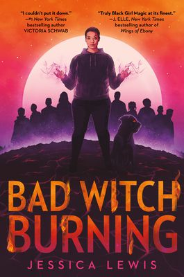 Bad Witch Burning book cover