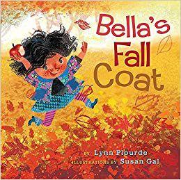 Bella's Fall Coat Book Cover