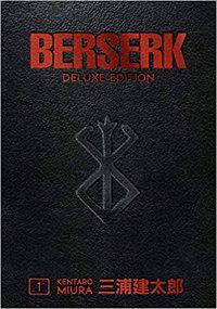 Berserk Deluxe Edition 1 cover - Kentaro Miura