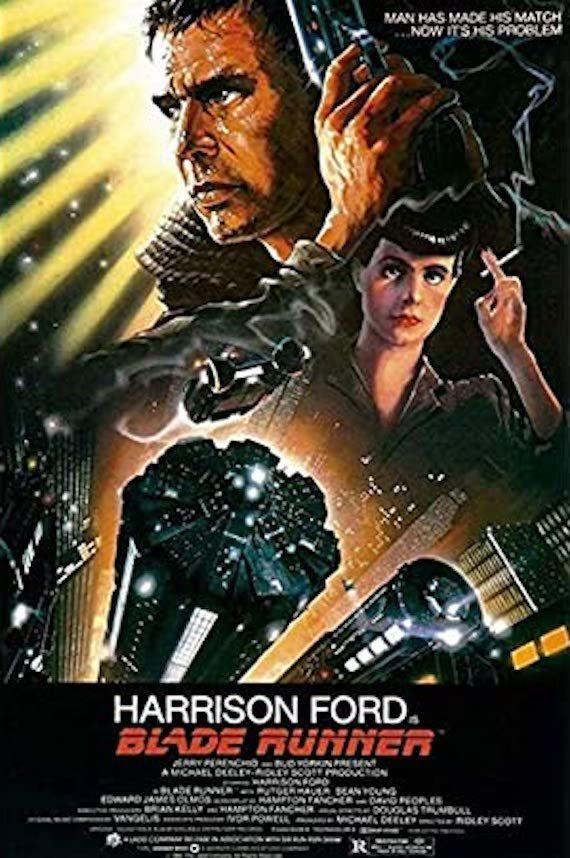 Blade Runner (original) Movie Poster
