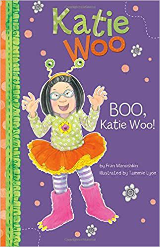 Boo Katie Woo Book Cover