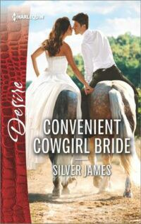 Cover of Convenient Cowgirl Bride by Silver James