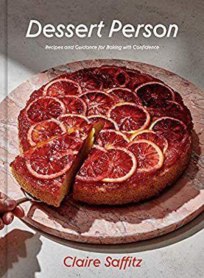 Dessert Person cookbook cover