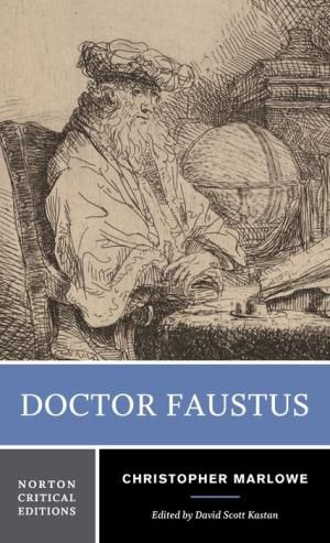 Doctor Faustus by Christopher Marlowe book cover