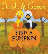 Duck & Goose Find a Pumpkin book cover