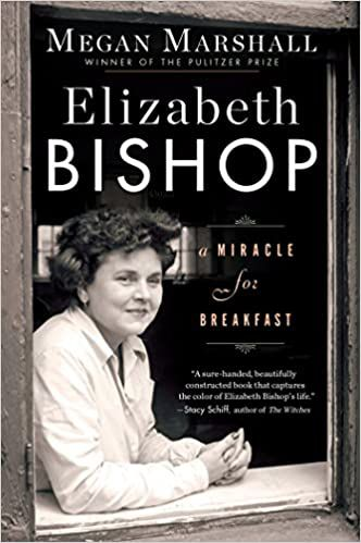 Elizabeth Bishop A Miracle for Breakfast Book Cover