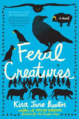 Feral Creatures book cover
