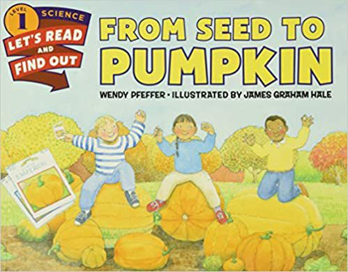 From Seed to Pumpkin Book Cover