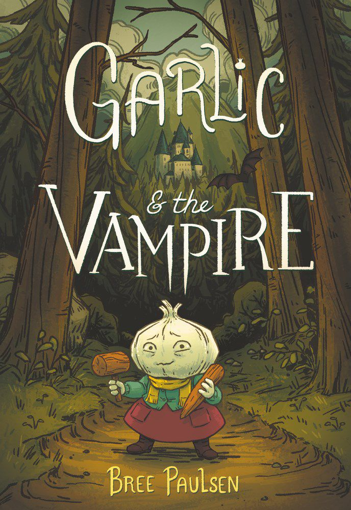 Garlic and the Vampire cover