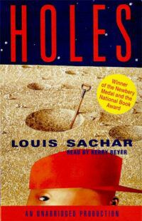Book cover of Holes