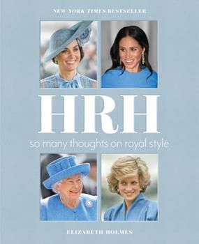 HRH by Elizabeth Holmes cover