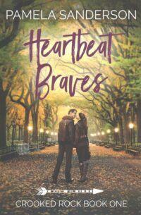 Cover of Heartbeat Braves by Pamela Sanderson