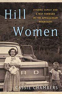 A graphic of the cover of Hill Women by Cassie Chambers Armstrong