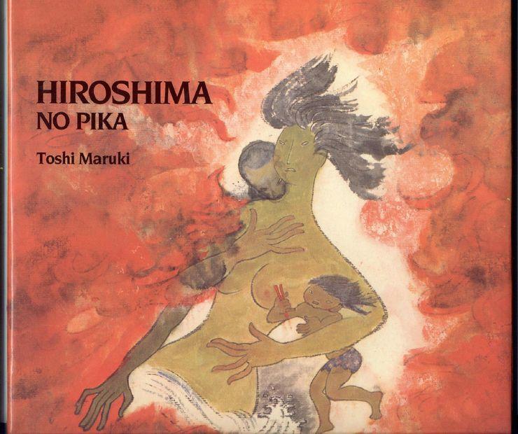 cover of hiroshima no pika