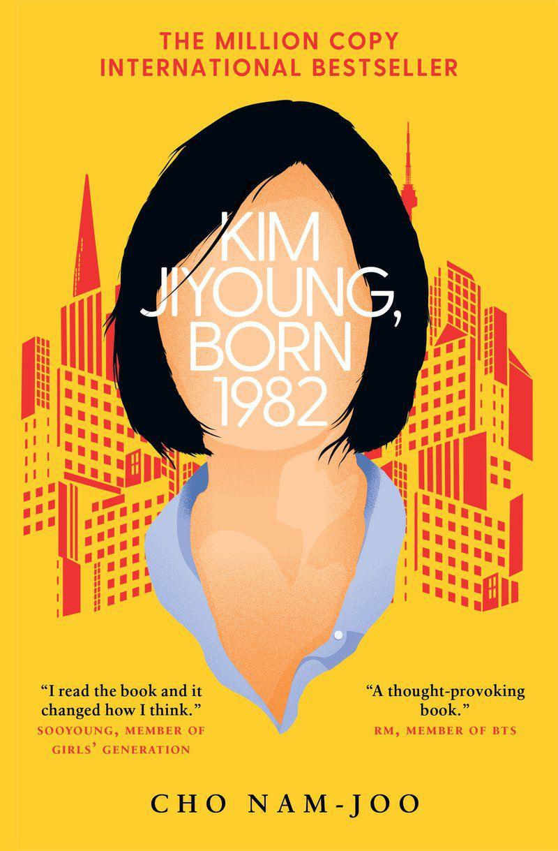 Kim Jiyoung, Born 1982 cover
