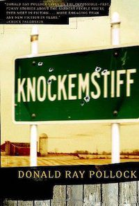 A cover of the graphic of Knockemstiff by Donal Ray Polluck