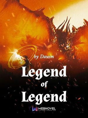 Legend of Legends light novel cover