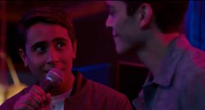 Still of Love, Victor karaoke scene