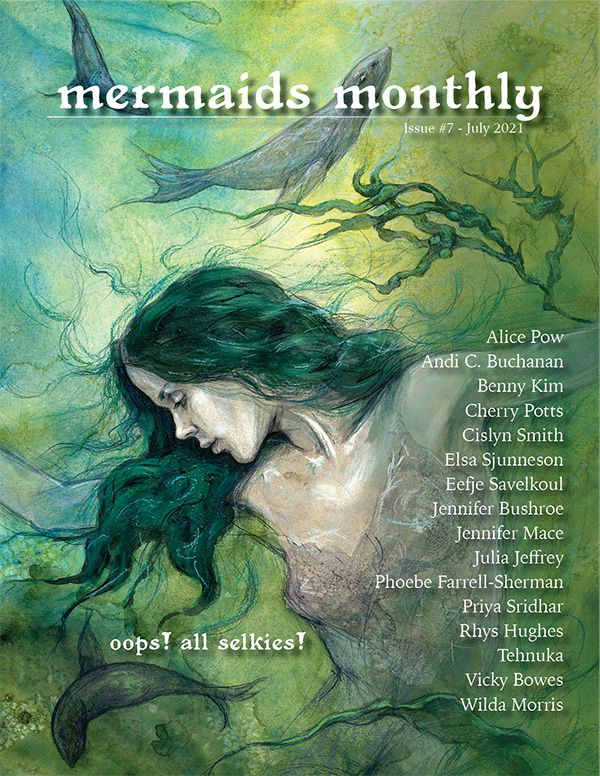 Image of Mermaids Monthly issue 7 cover