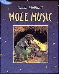 Mole Music book cover