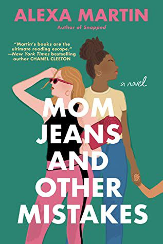 Mom Jeans and Other Mistakes book cover