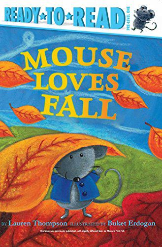 Mouse Loves Fall Book Cover