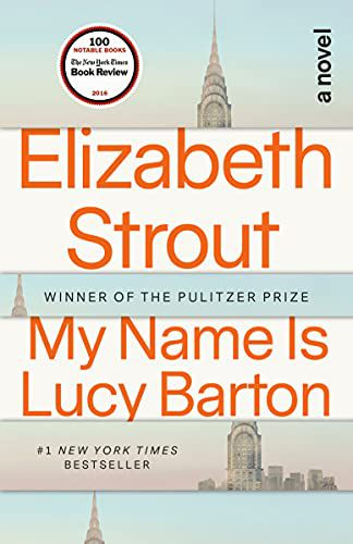 My Name is Lucy Barton Book Cover