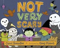 Not Very Scary cover