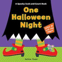 One Halloween Night cover