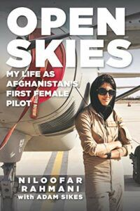 Cover of Open Skies by Niloofar Rahmani