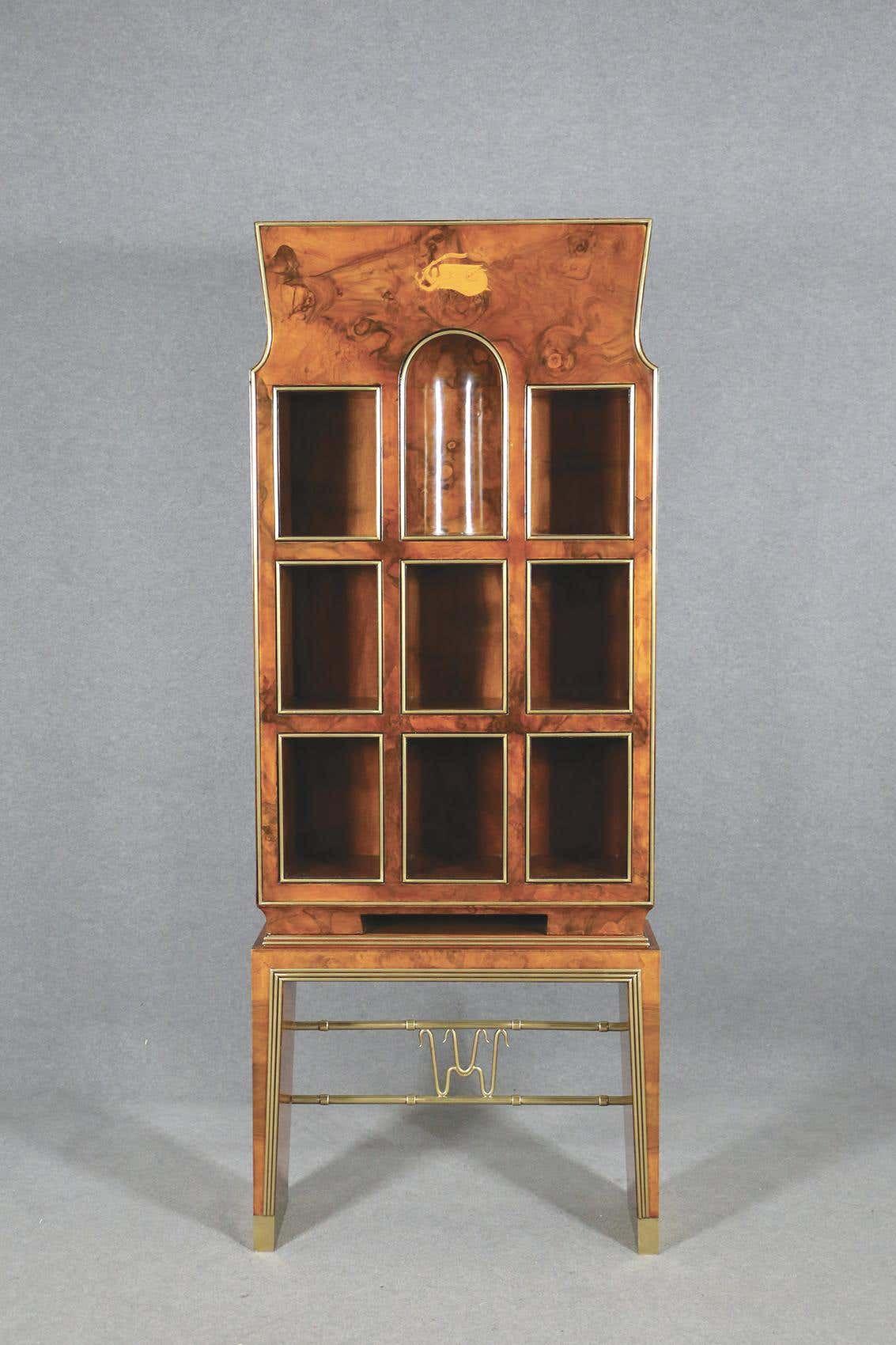 Opera Omnia custom bookcase