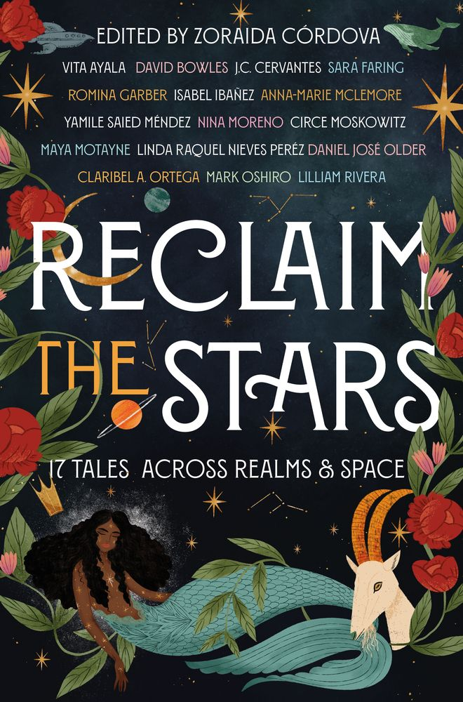 Cover of Reclaim the Stars