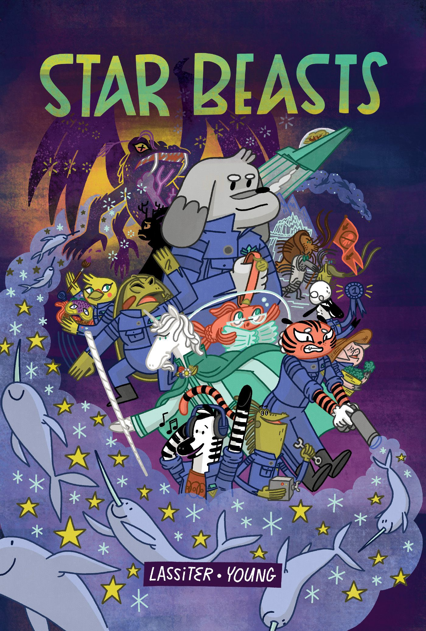 Star Beasts book cover