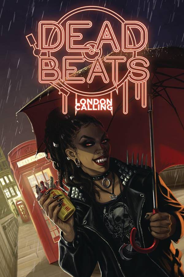 dead beats calling london cover