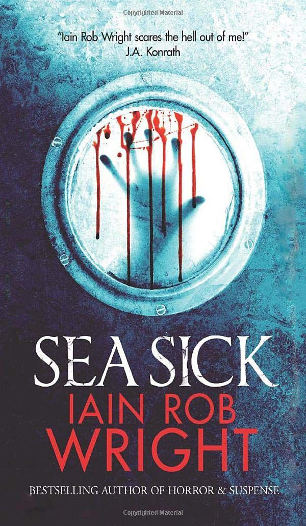 Sea Sick by Ian Rob Wright Cover