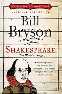 cover of Shakespeare by Bill Bryson