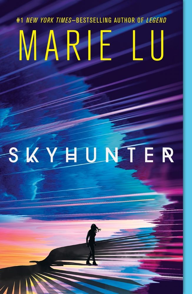 SKYHUNTER book cover