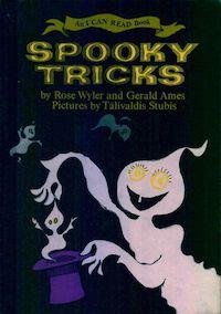 Spooky Tricks cover