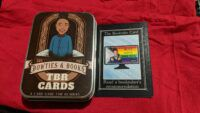 Jesse's TBR Cards example, credit PN Hinton